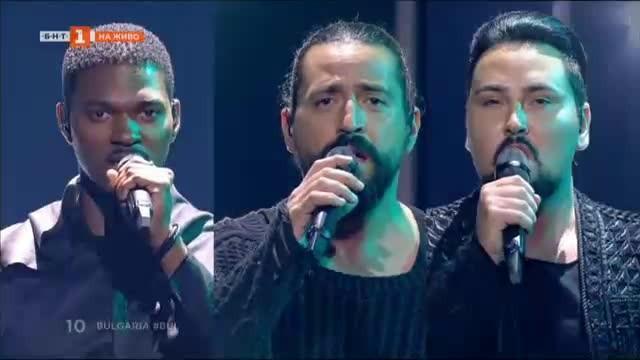 Разговор с Джей Джей за конкурса Евровизия
