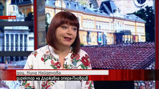 """Премиерата на Мадам Бътерфлай открива """"Opera Open"""""""