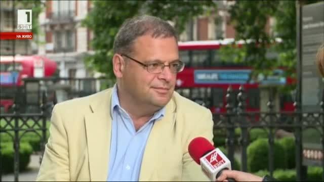 Юлиан Попов: Вотът беше за обединена Великобритания, Шотландия няма да излезе