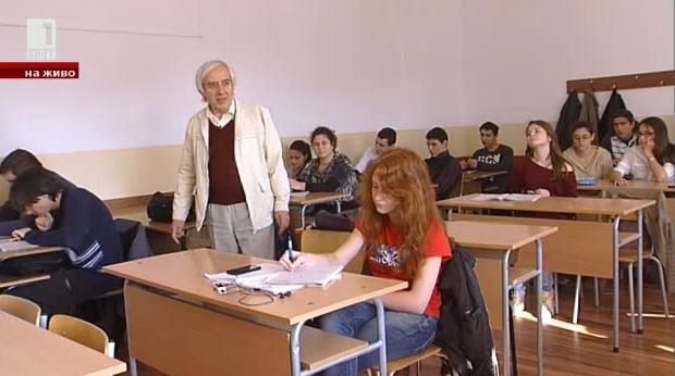Защо взеха техниката на учителя Теодоси Теодосиев?