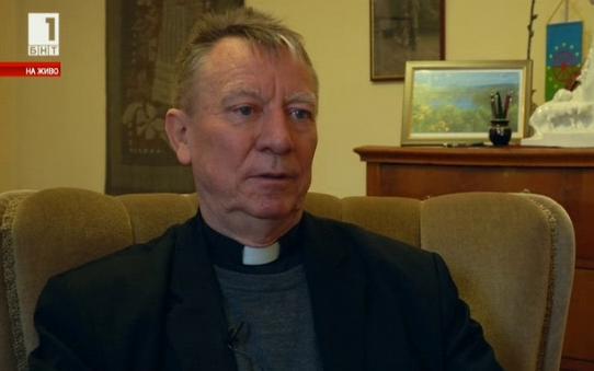 Епископ Миклош Беер: Да приемем тези, които чукат на вратата, да не ги унижаваме