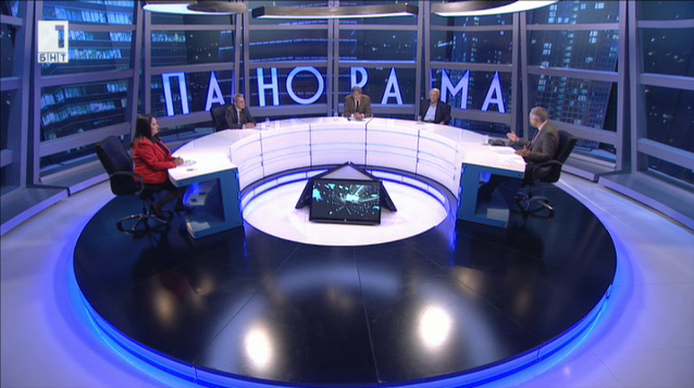 Европа и новите лидери – Антоний Гълъбов и Петър-Емил Митев