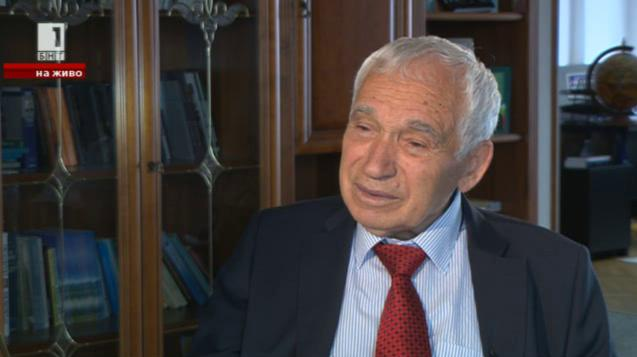 Последното интервю пред БНТ на Желю Желев