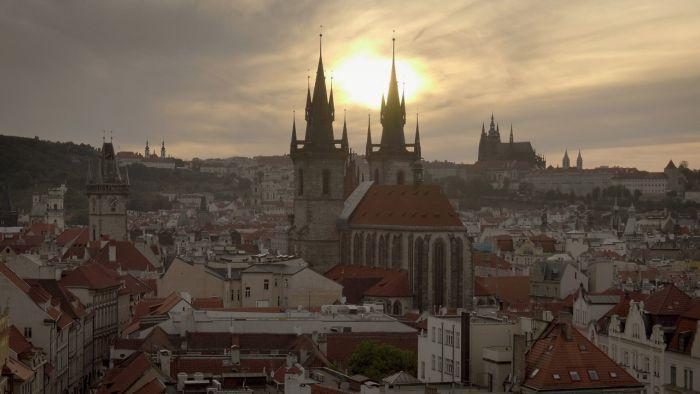 снимка 12 Национални съкровища на Чехия: Кутна хора