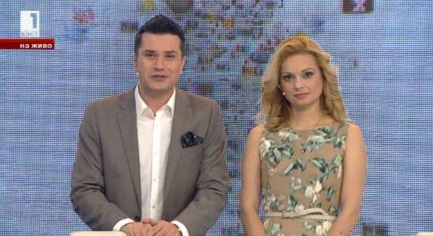 Празнична програма с Аделина Радева и Георги Любенов