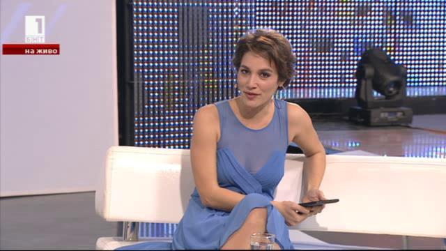 Празнична програма с Мария Андонова