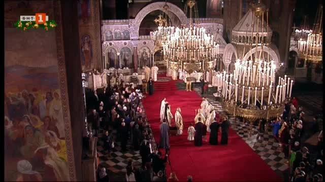 Празнично богослужение за Рождество Христово