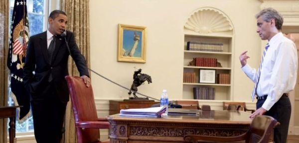 снимка 5 Дясната ръка на президента