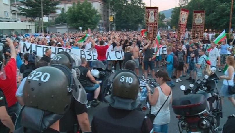 Недоволство в Асеновград: ще протекат ли безопасно протестите