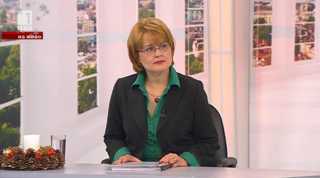 Неволи по реформаторски - лидерът на Християндемократическата партия Ирина Репуц
