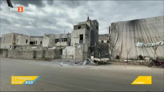 ООН призовава за хуманитарни коридори за цивилните в Идлиб