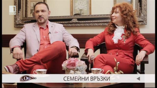 Елвира и Николай Георгиеви в Семейни връзки