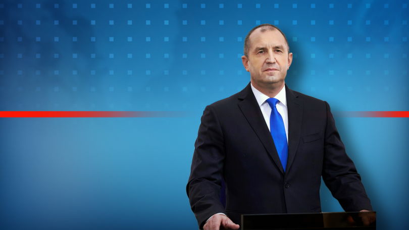 President Radev's visit to Germany was postponed
