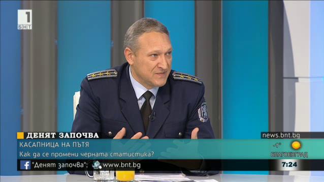 Бойко Рановски: 96 процента от катастрофите стават по вина на водачите