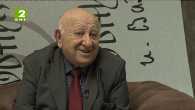 Портрет с думи: Георги Мишев на 80