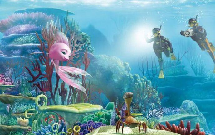 снимка 9 Рифът