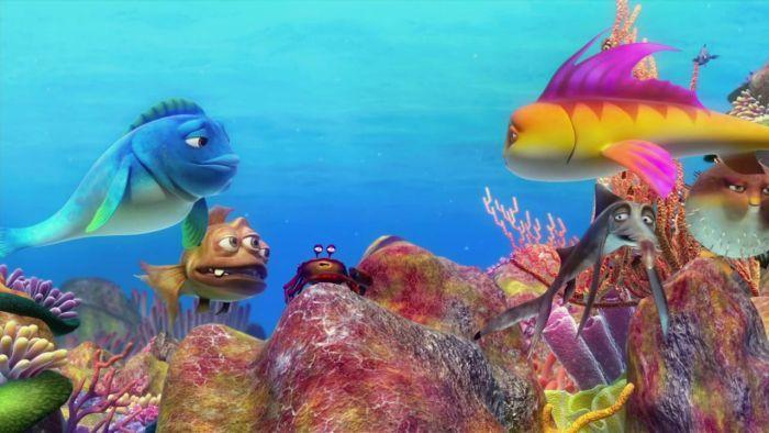 Рифът - приливът