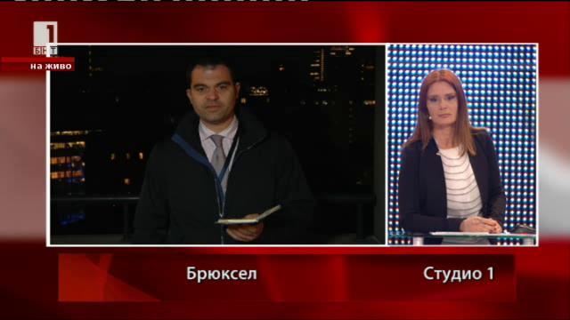 Владислав Велев от Брюксел: Летището остава затворено и утре