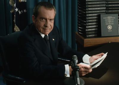 Тайният свят на Ричард Никсън