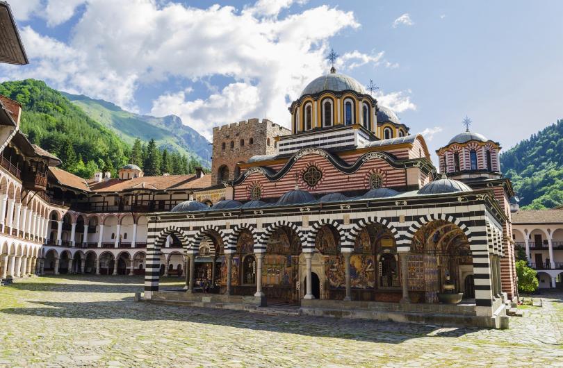 Разходка в Рилски манастир и на Седемте рилски езера
