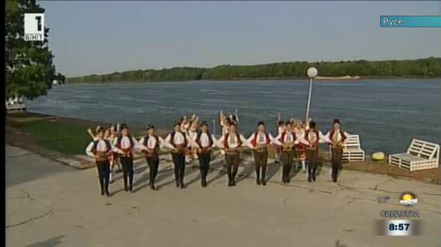 Дунавски ритми на брега на едноименната река