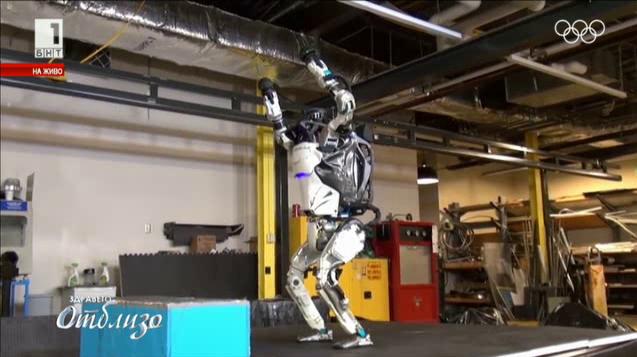 Роботът - най-добрият приятел на човека?