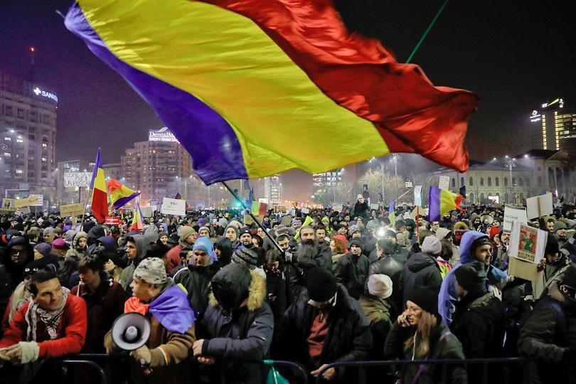 Румъния и гражданите