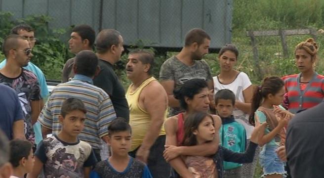Процесите в ромските гета