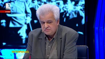 Росен Тахов - журналист