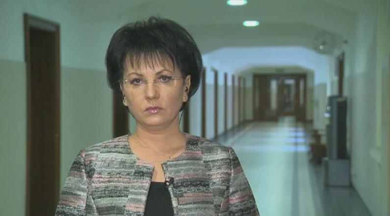 Румяна Арнаудова за падналия Ми-17: Вероятно се касае за технически проблем