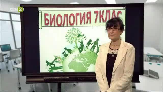 Биология и здравно образование - 7. кл. Въздействие на човека върху природата