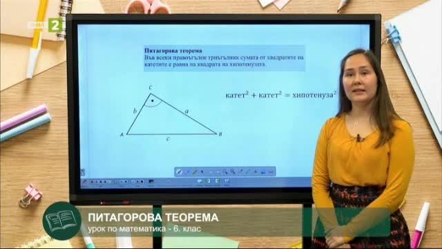 Математика 6.клас: Питагорова теорема