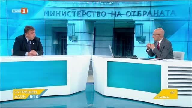 Красимир Каракачанов: След 3 години управление коалицията е учудващо стабилна