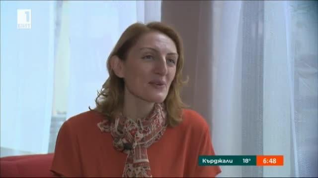 Писателката Нарине Абгарян в България