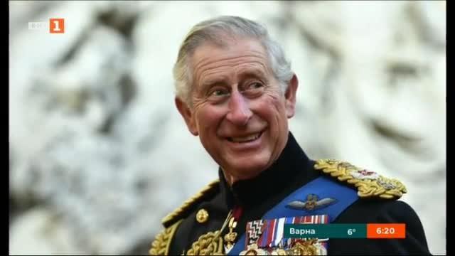 Принц Чарлз на 70 години