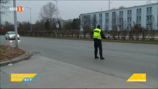 Хванаха пияни и дрогирани шофьори при мащабна проверка в Пловдив