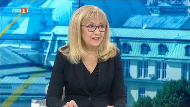 Министър Петя Аврамова: Чрез ВиК холдинга финансово ще обезпечим водния сектор