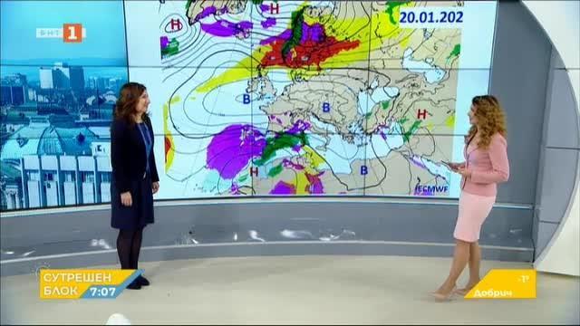 НИМХ: Не се очакват валежи през следващата седмица