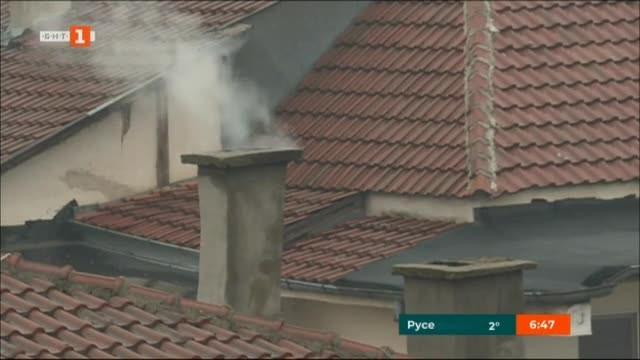 Въздухът в Благоевград