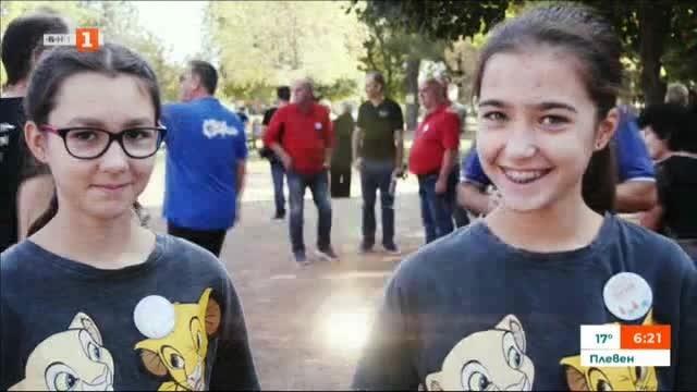 Среща на близнаци в Гърция
