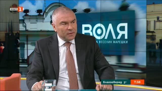 Веселин Марешки: Праговете при преференция да отпаднат