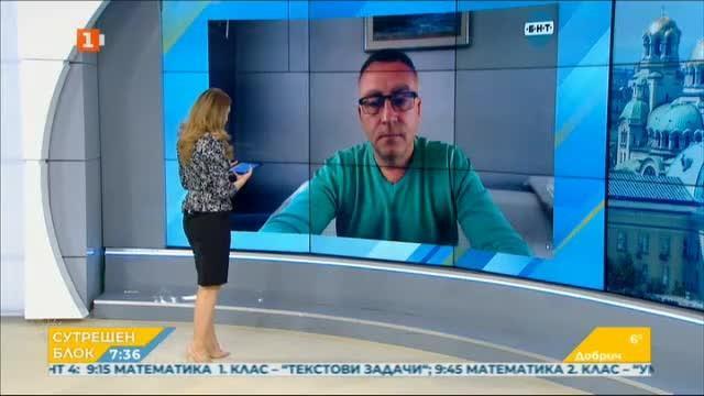 Диян Стаматов: Дистанционното обучение е успешно в 90% от страната