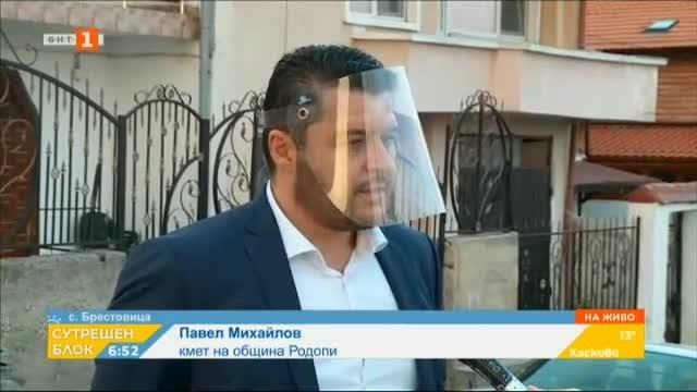 Пряко: Ситуацията в Брестовица след потвърдените 4 случая на COVID 19