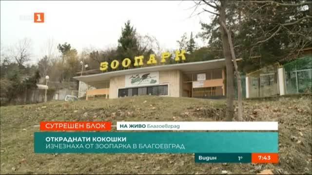 Кражби в благоевградския зоопарк