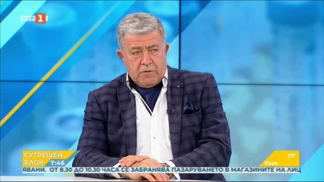 Проф. Генко Начев: Оптимист съм. Здравната система ще издържи
