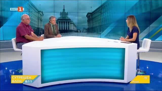 Политически скандали и парламентарни сюжети - Антоний Гълъбов и Кънчо Стойчев