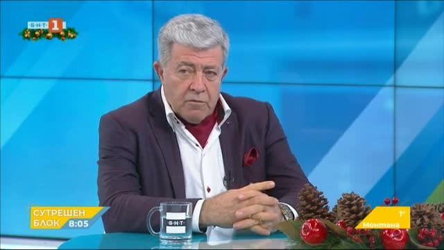 Проф. Генчо Начев: В България са достатъчни 120-130 болници, сега са много