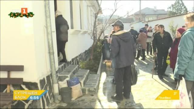 Доброволческа кухня изхранва 150 души в Благоевград