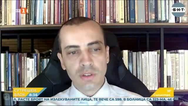 Чобанов: Решението за София е отваряне на детските градини с пълни групи