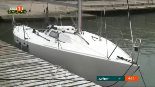 Нова състезателна лодка произведоха във Варна
